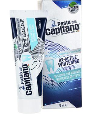 Зубная паста белая очищающий Pasta Del Capitano