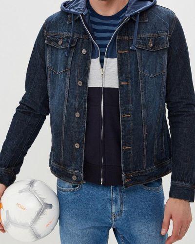 Синяя джинсовая куртка Ovs