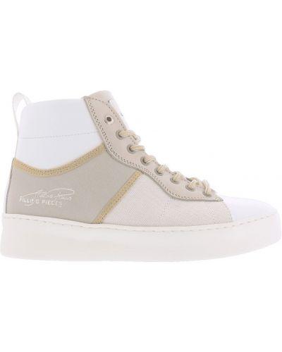 Białe sneakersy Filling Pieces