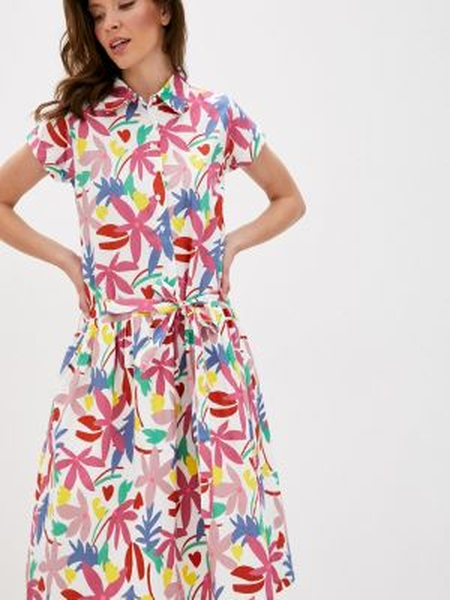 Платье прямое весеннее Compañía Fantástica