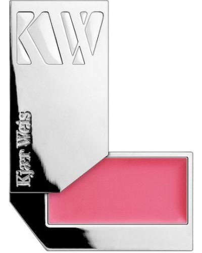 Bezpłatne cięcie bujny różowy tint do ust za pełne Kjaer Weis