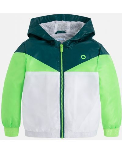 Куртка теплая зеленый Mayoral