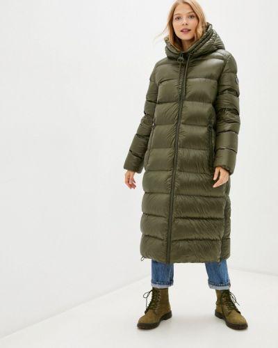 Зеленая зимняя куртка Betty Barclay