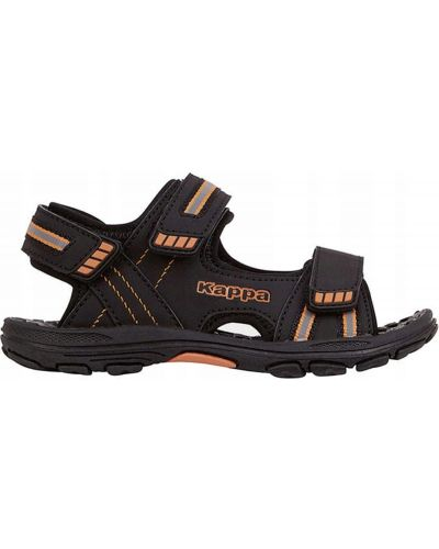 Sandały sportowe - czarne Kappa