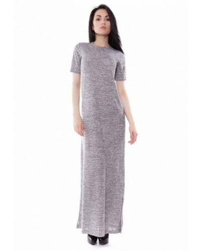 Серое платье Vergans