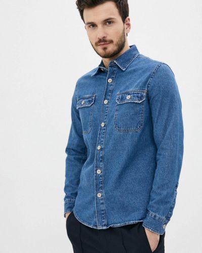 Джинсовая рубашка - синяя Colin's