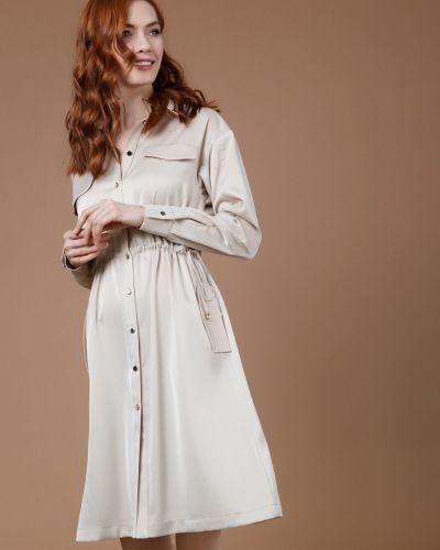 Платье на пуговицах платье-рубашка Audrey Right