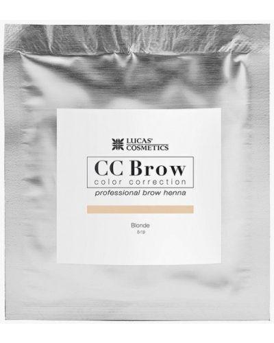 Краска для бровей, ресниц индийский бежевый Cc Brow