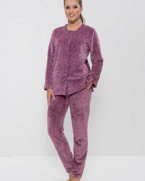 Домашний костюм фиолетовый Cleo