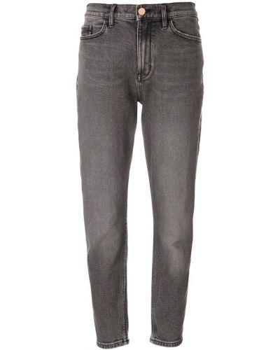 Джинсы бойфренды с высокой посадкой классические Calvin Klein Jeans