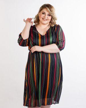 Шифоновое платье Jetti-plus