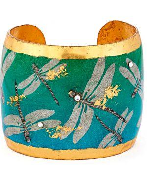Niebieska złota bransoletka ze złota Evocateur