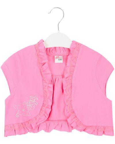 Болеро детский розовый Allini