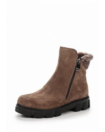 Ботинки осенние замшевые Tervolina