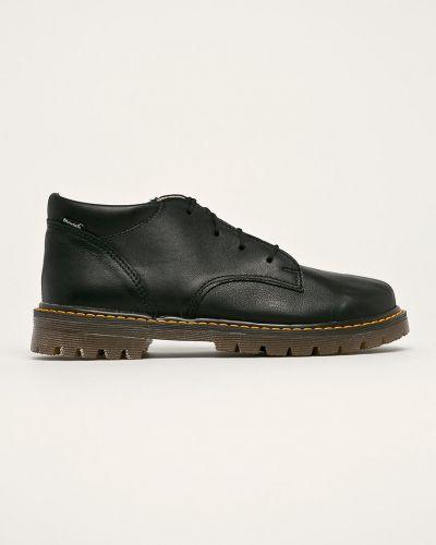 Туфли на каблуке черные Mrugała