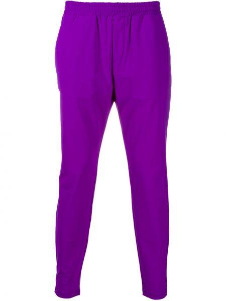 Fioletowe spodnie Hydrogen
