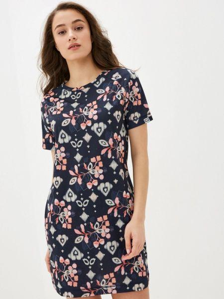 Платье платье-сарафан синее Helly Hansen