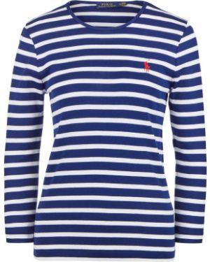 Джемпер в полоску синий Polo Ralph Lauren