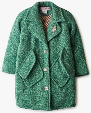 Пальто зеленый Trendyangel Baby