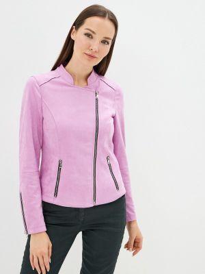 Фиолетовая зимняя куртка Gerry Weber