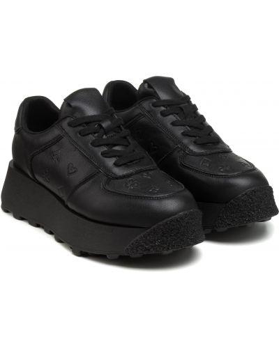 Кроссовки - черные Lifexpert