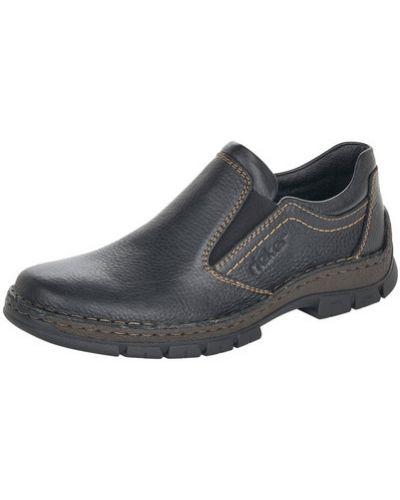 Туфли - черные Rieker
