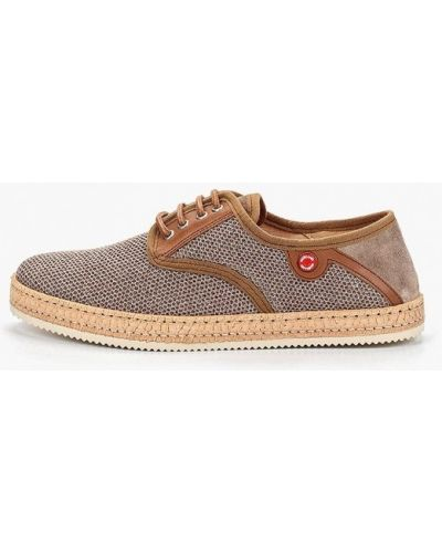 Туфли замшевые Nobrand