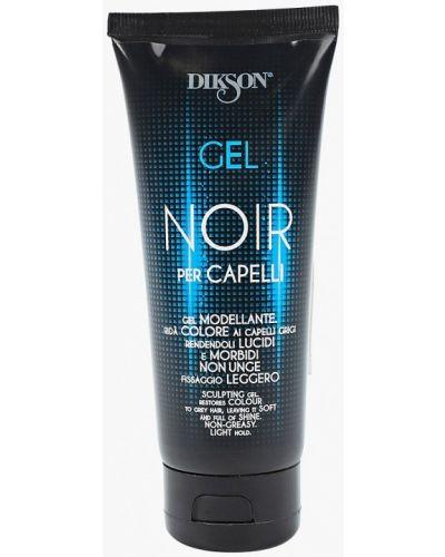 Черный гель для волос Dikson