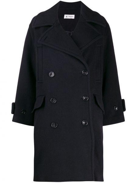 Пальто пальто двубортное Barena
