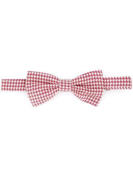Krawat jedwab żakard Eredi Chiarini