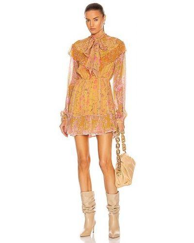 Платье мини Hemant And Nandita