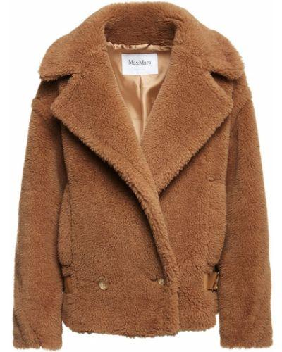 Куртка из верблюжьей шерсти Max Mara