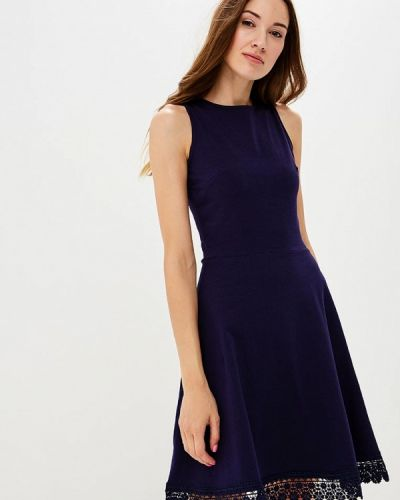 Синее платье Dorothy Perkins