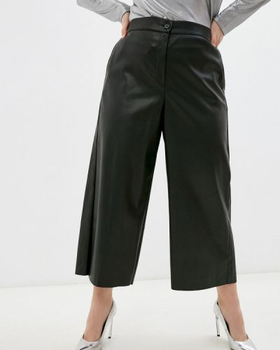 Повседневные черные брюки Persona By Marina Rinaldi
