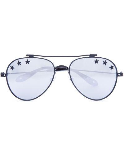 Солнцезащитные очки металлические пластиковые Givenchy (sunglasses)