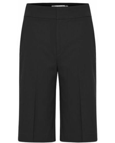 Czarne spodenki sportowe Inwear
