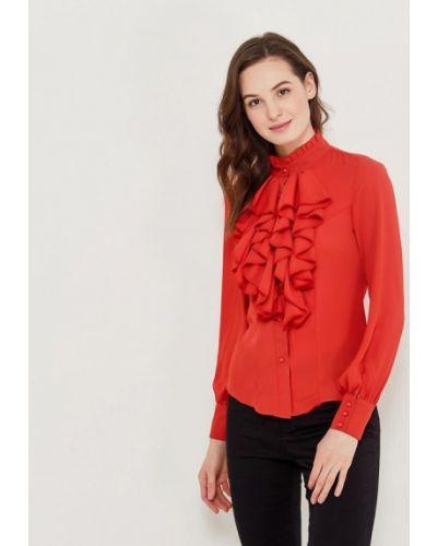 Блузка красная Edge Street