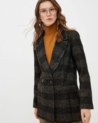 Черный пиджак Trendyol