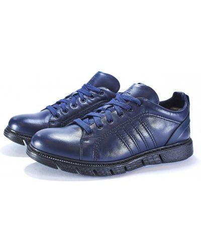 Туфли утепленные - синие Fabi
