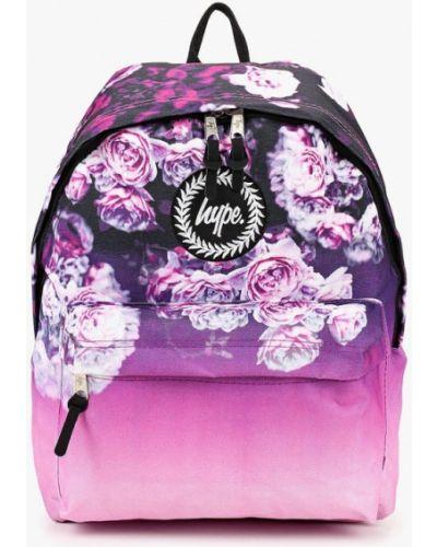 Фиолетовый рюкзак городской Hype