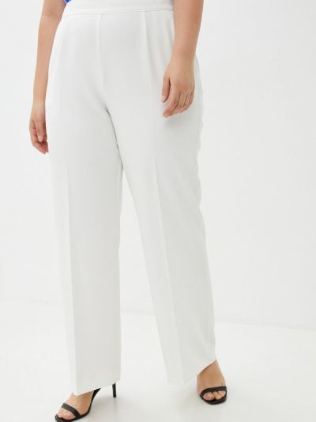 Белые классические брюки Evans