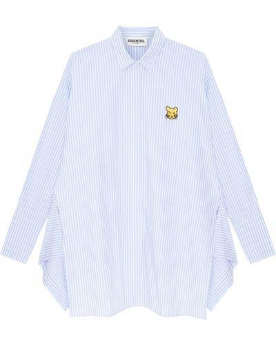 Блузка с длинным рукавом в полоску с вышивкой Essentiel Antwerp