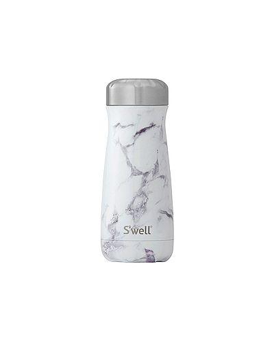 Бутылка для воды дорожный белая S'well
