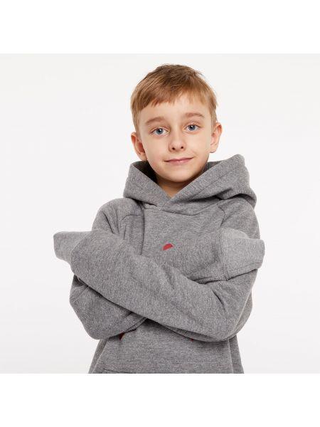 Szara bluza Jordan