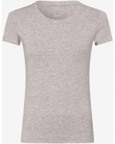 Szara t-shirt Marie Lund
