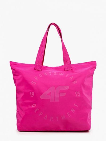 Сумка розовый весенний 4f