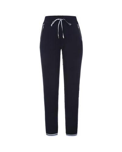 Зауженные спортивные брюки - синие Luhta