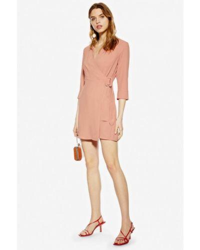 Платье прямое весеннее Topshop