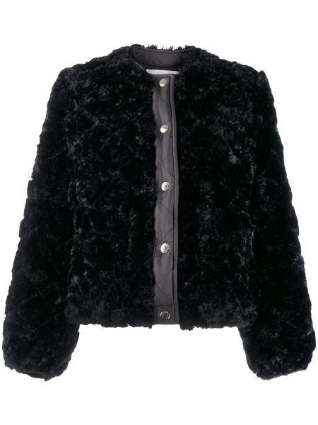 Черная куртка Mackintosh