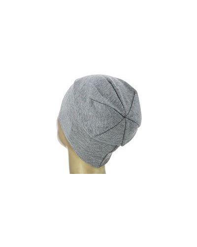 Серая шапка Ea7